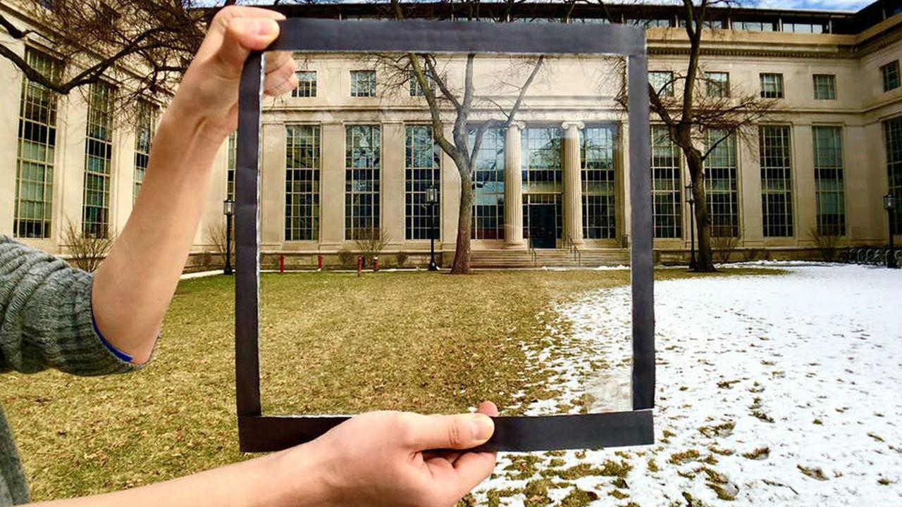 Новая прозрачная плёнка для окон значительно снизит энергозатраты на кондиционеры