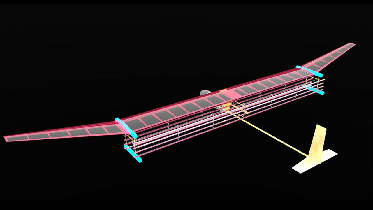 В воздух поднялся первый беспилотник без подвижных частей в двигателе