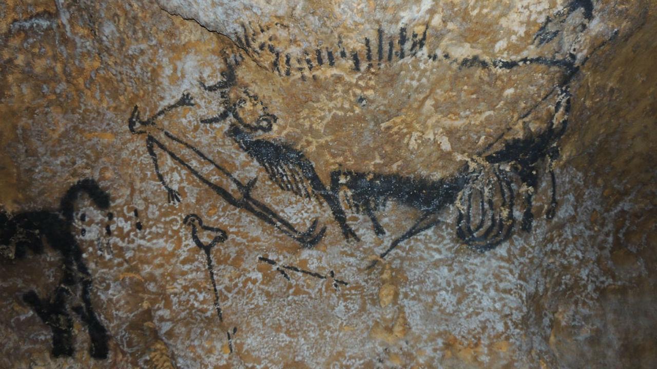 В пещерной живописи нашли астрономический код