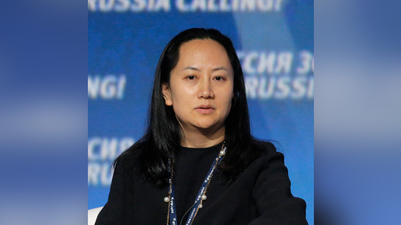 Финдиректора Huawei освободили под залог