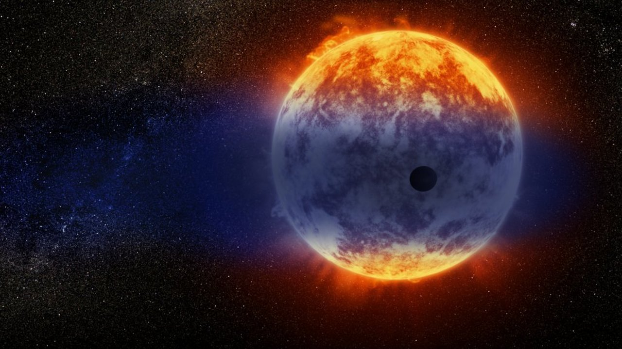 Обнаружена планета, которая испаряется рекордными темпами