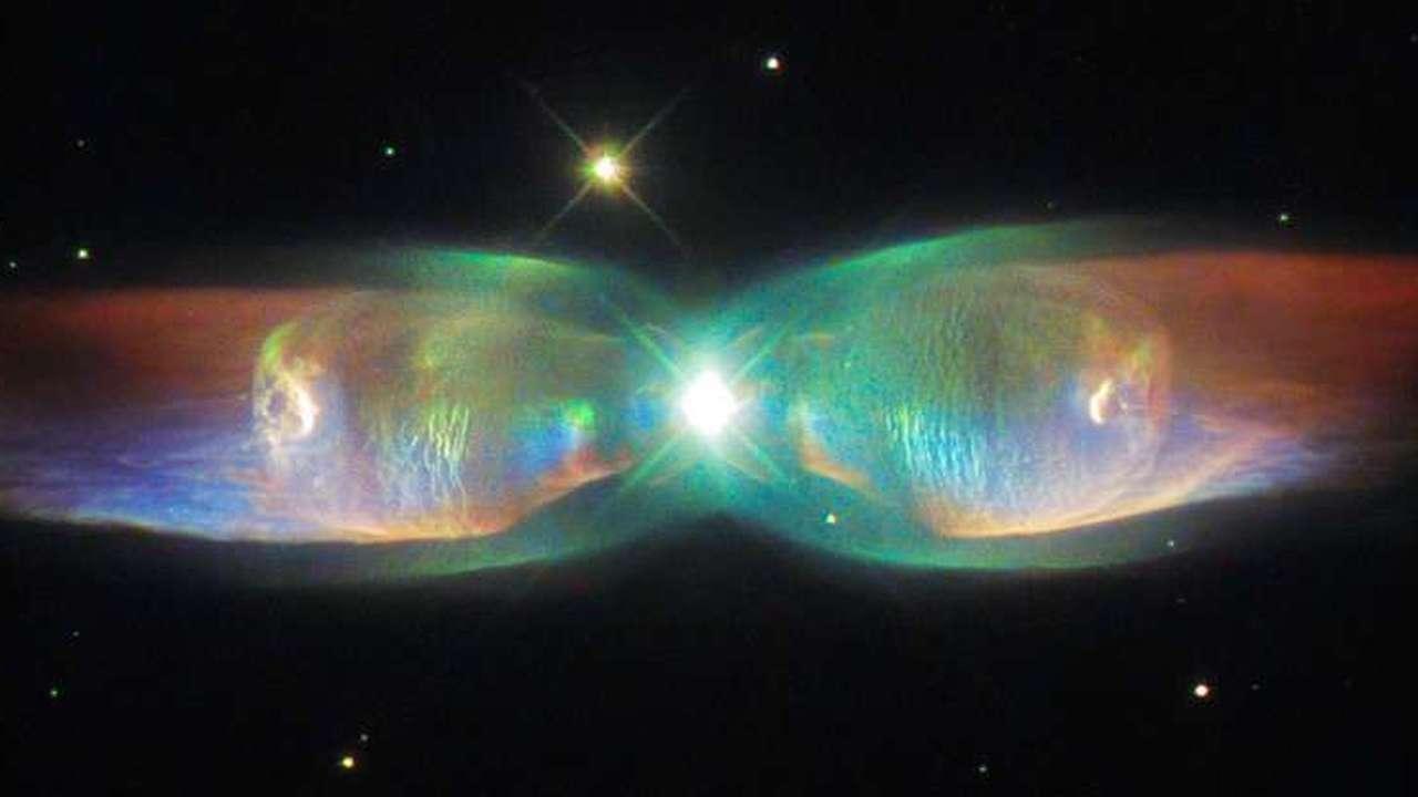 Мёртвая звезда помогла объяснить странный химический состав метеоритов