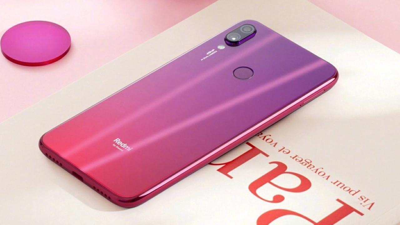 Xiaomi представила дешевый Redmi Note 7 с 48-мегапиксельной камерой