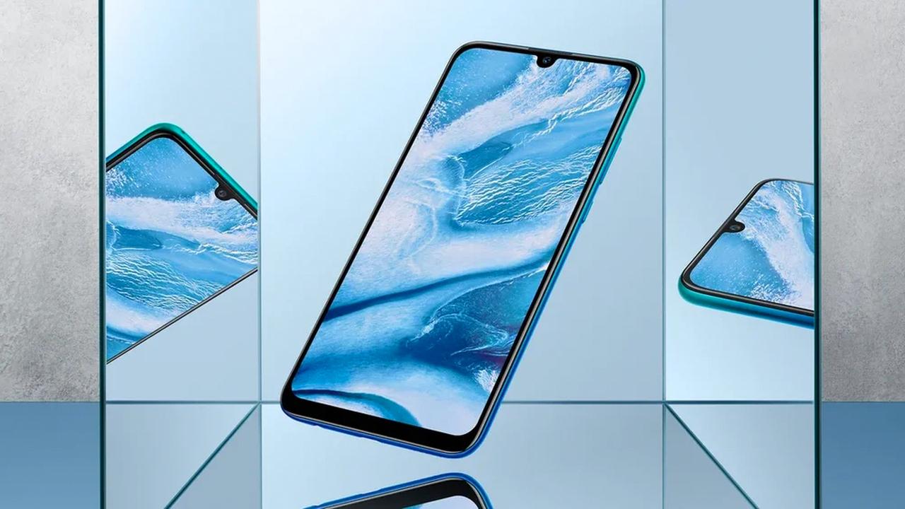 Huawei везет в Россию смартфон P smart 2019. Цена