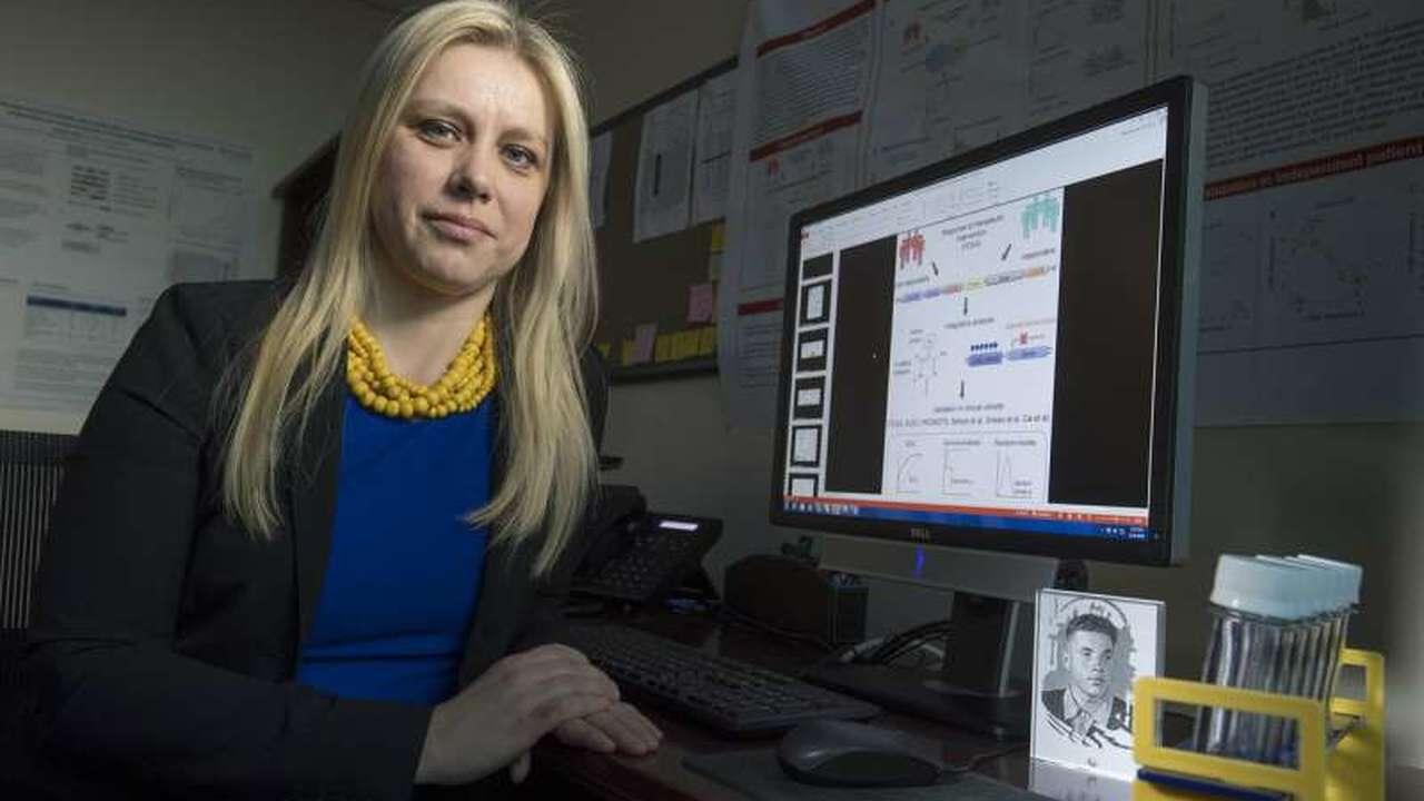 Распространение рака простаты останавливает блокировка всего одного гена