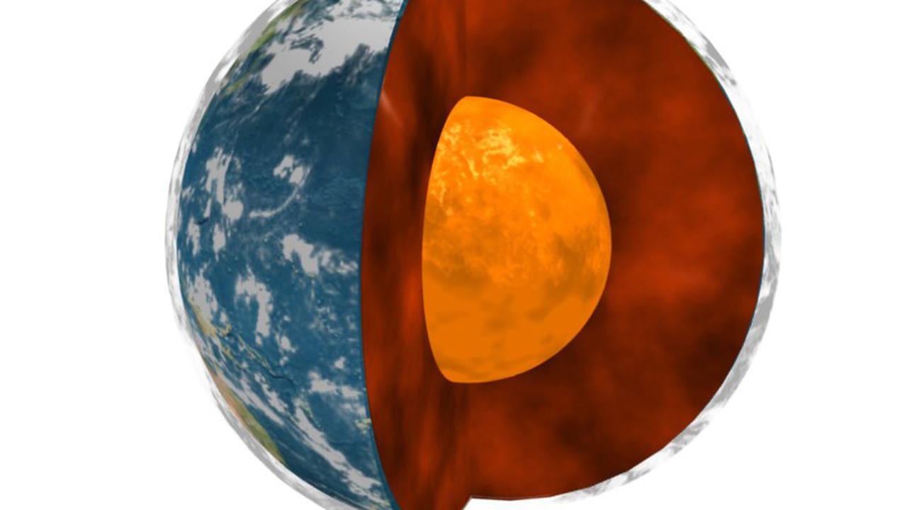 Уникальные находки рассказали, когда затвердело ядро Земли