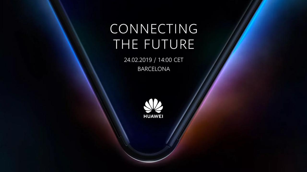 Huawei представит сгибаемый 5G-смартфон 24 февраля