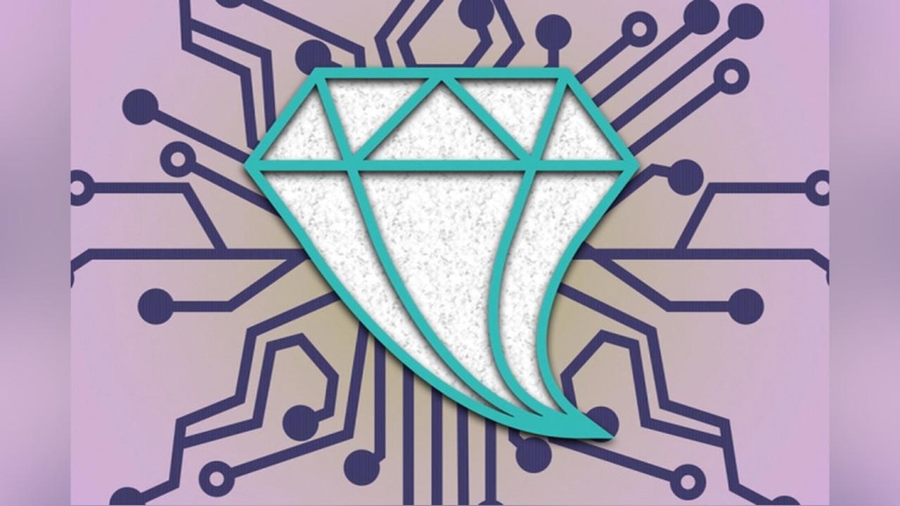 Алмазные процессоры могут стать реальностью благодаря ИИ