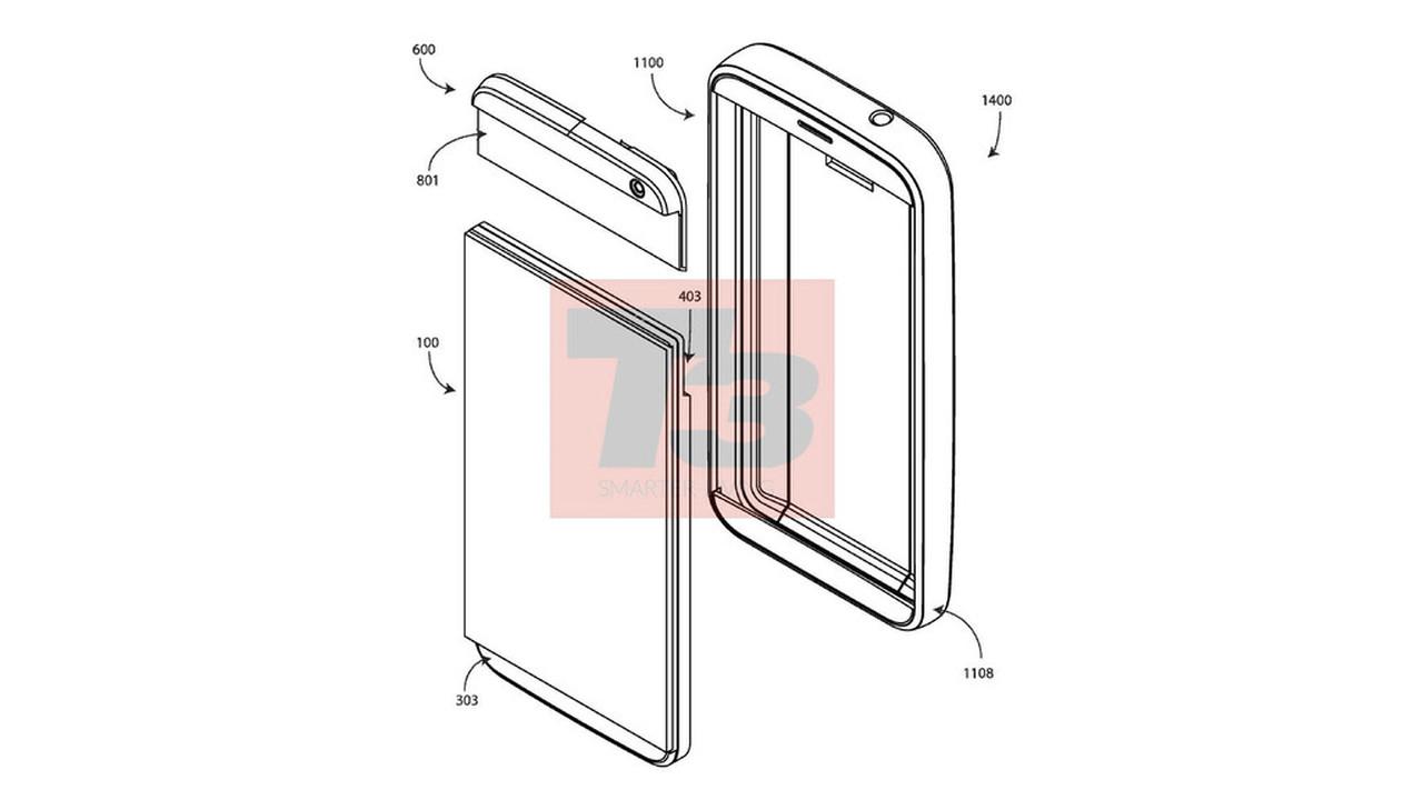 """Google патентует новый вариант смартфона """"сделай сам"""""""