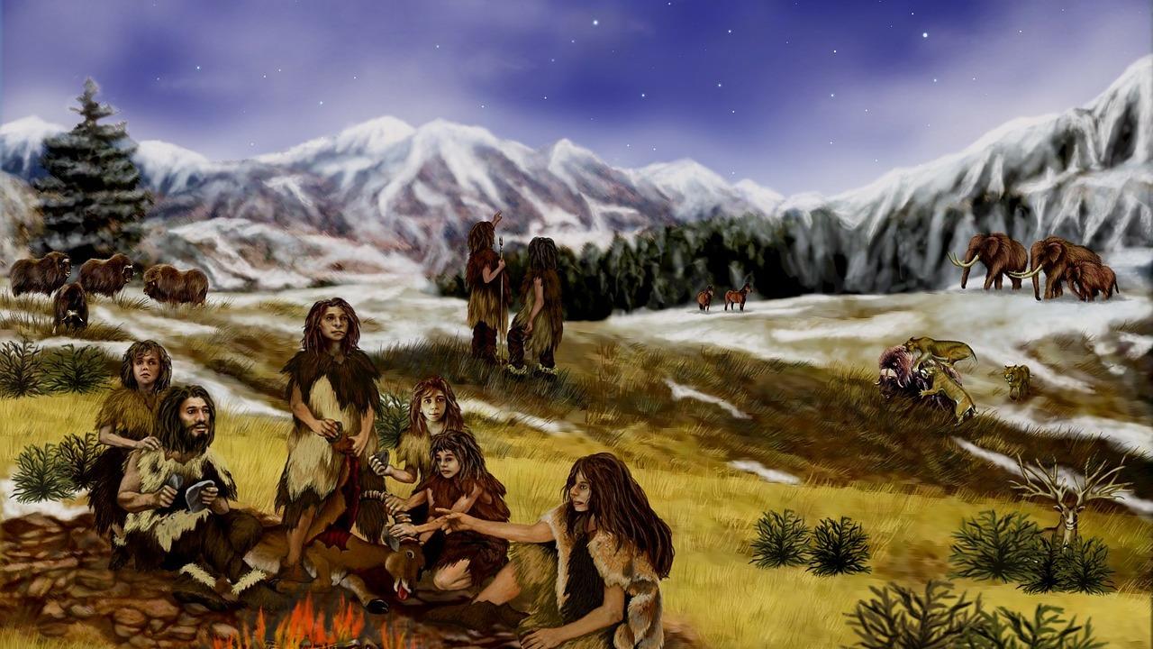 Выпрями спину: у неандертальцев была осанка современных людей