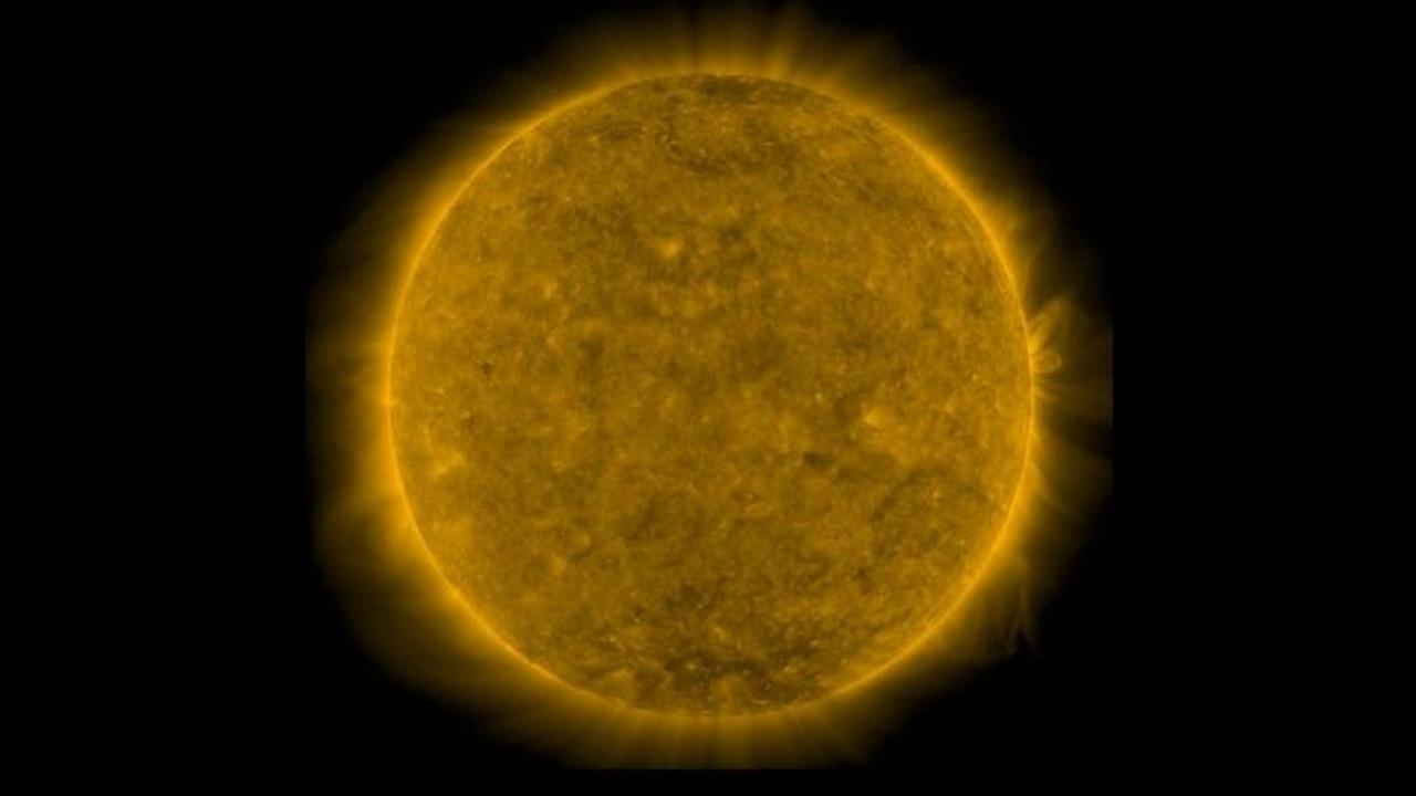 Солнце уснуло на глазах изумлённых астрономов