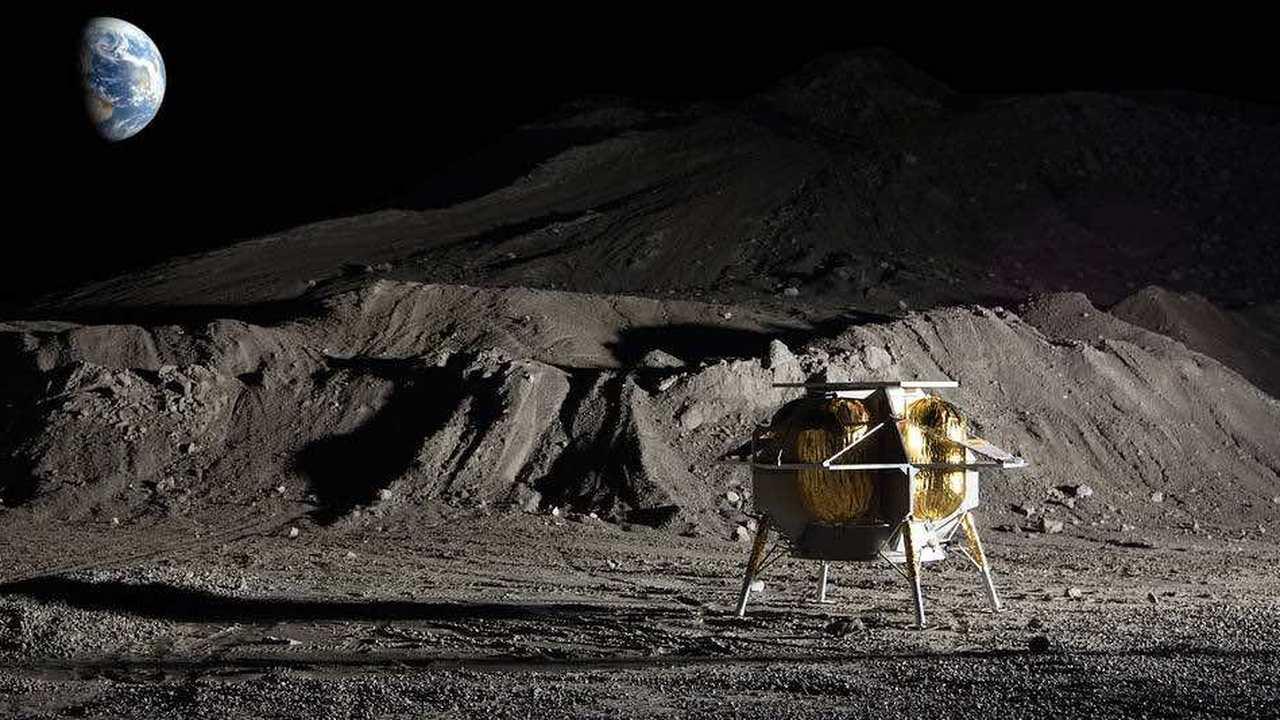 Специалисты НАСА хотят отправить к Селене свой первый луноход в 2023 году