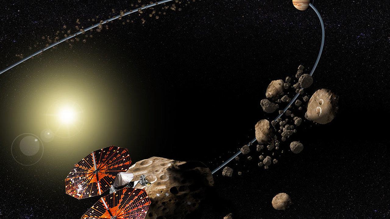 НАСА создаёт аппарат, который посетит рекордное количество тел Солнечной системы
