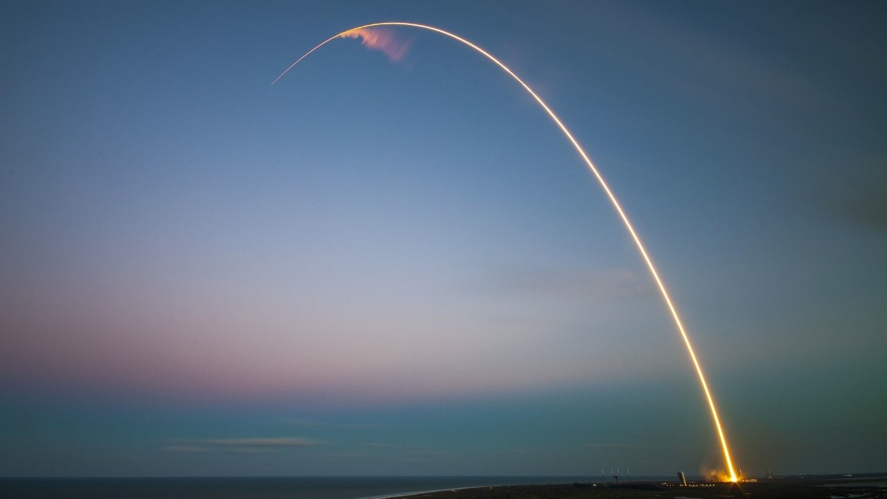 """В Австралии приступают к испытаниям ракетного двигателя, который будет """"дышать"""" кислородом воздуха"""