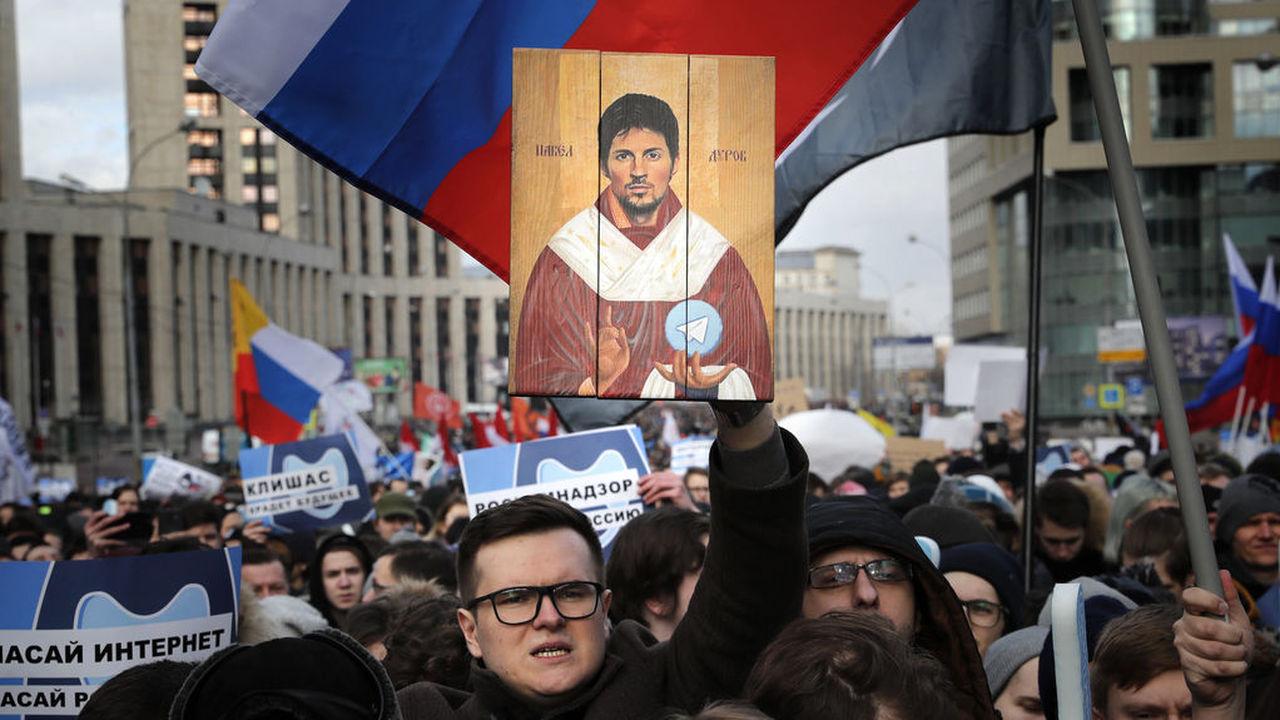 """Госдума одобрила поправки о """"суверенном рунете"""" во втором чтении"""