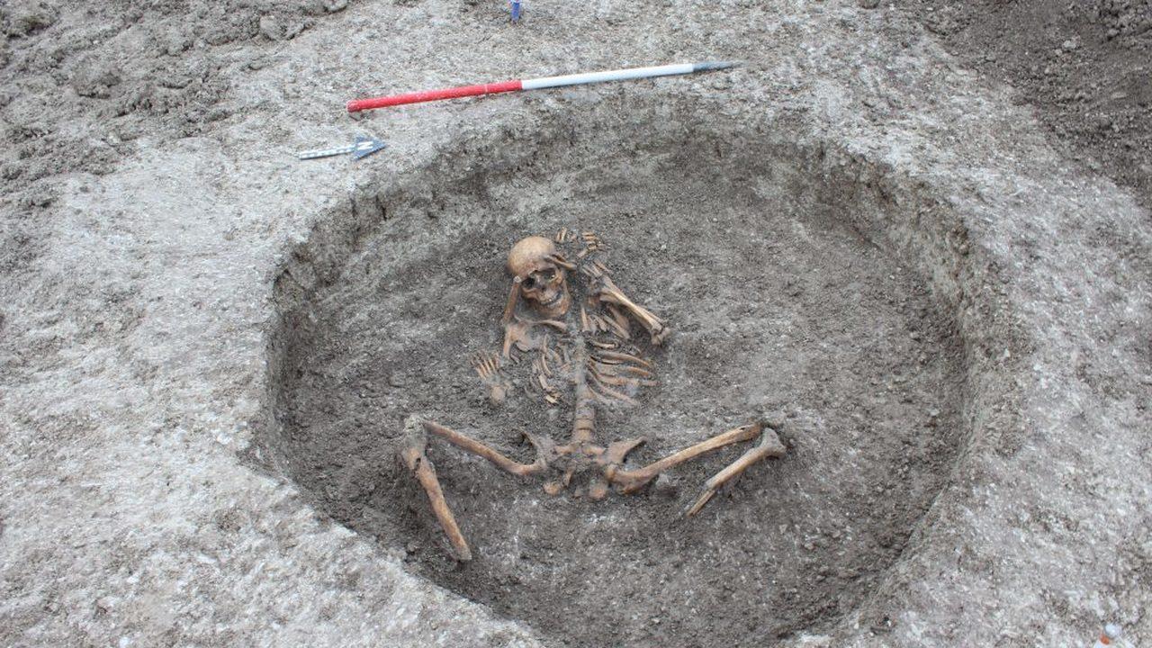 Строители нашли в Англии древние останки жертв ритуальных убийств