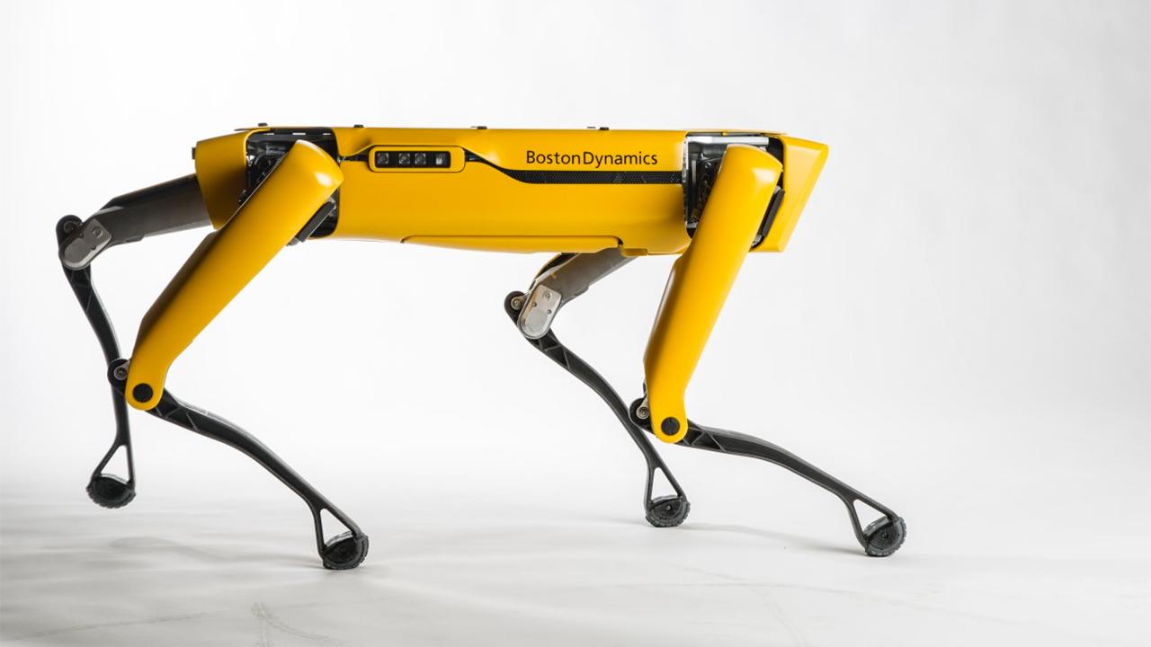 """""""Робопёс"""" Boston Dynamics выйдет в продажу летом"""