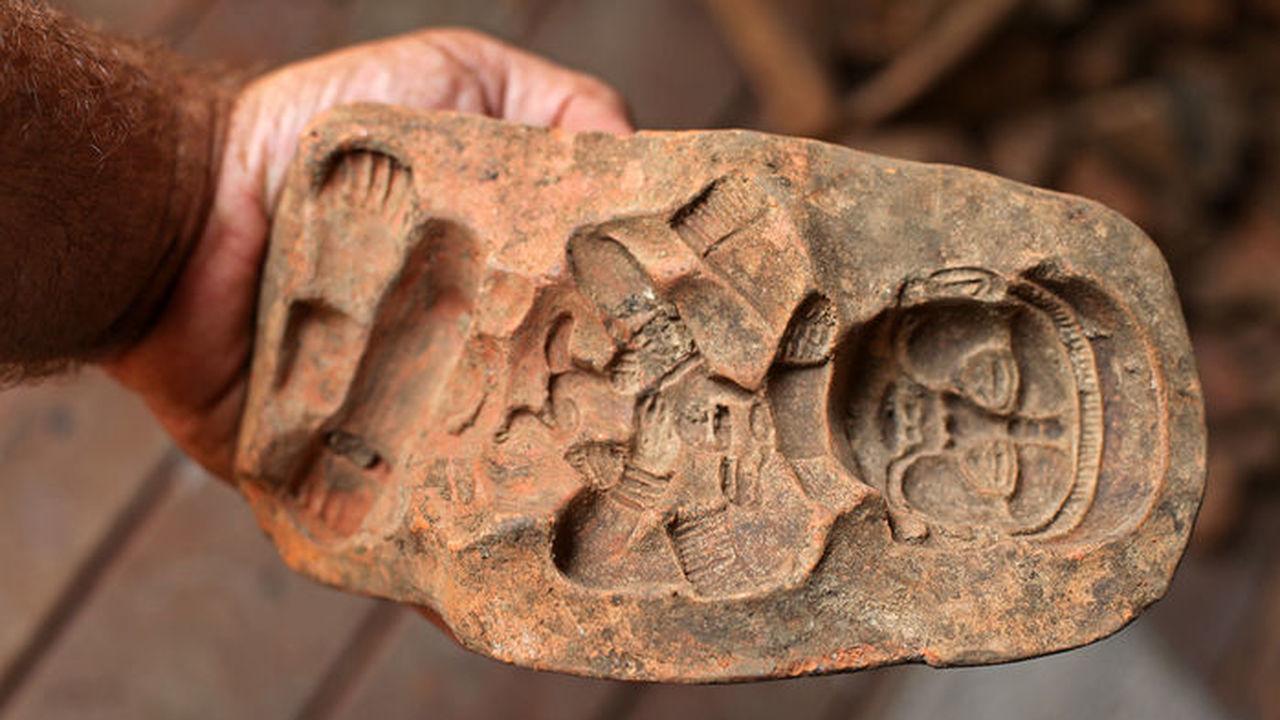 Археологи нашли в Гватемале крупнейшую мастерскую статуэток майя