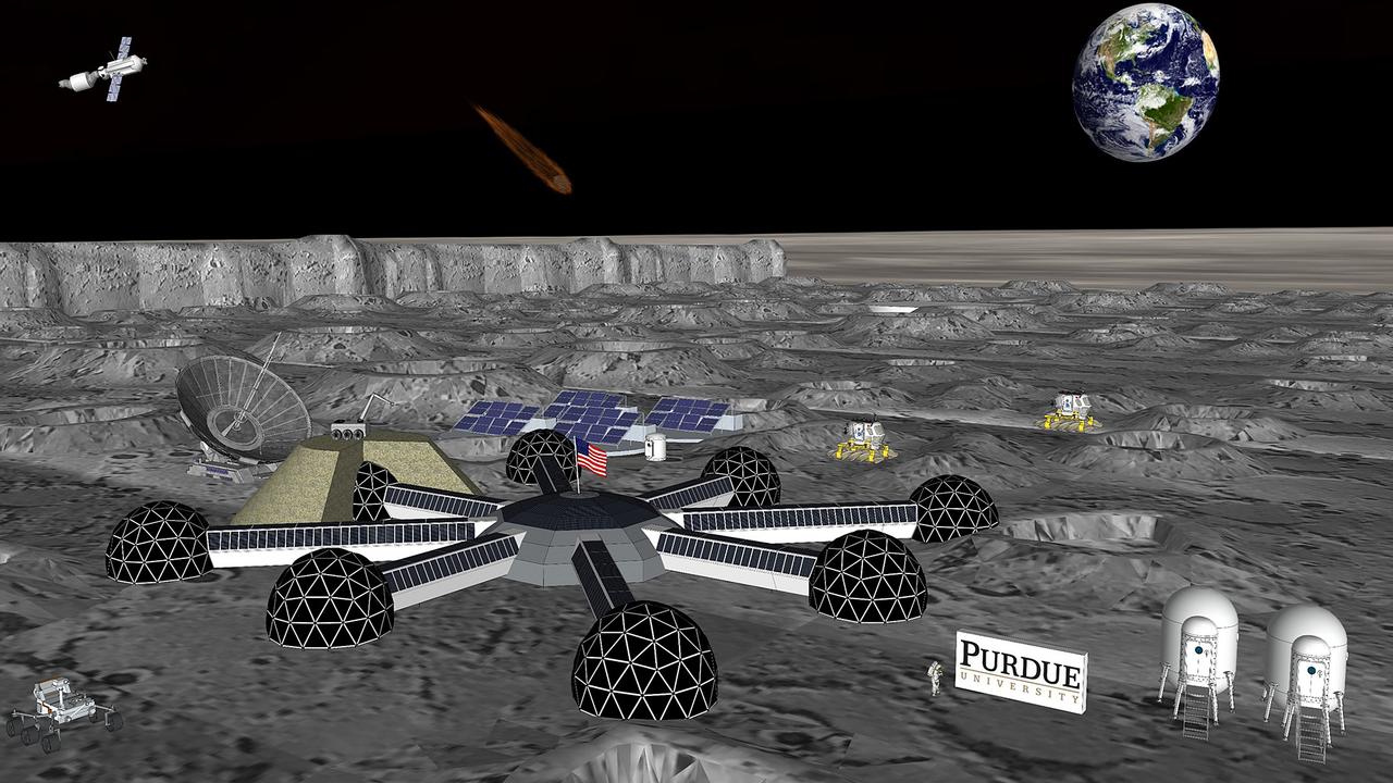 Инженеры создают максимально реалистичную космическую базу на Земле