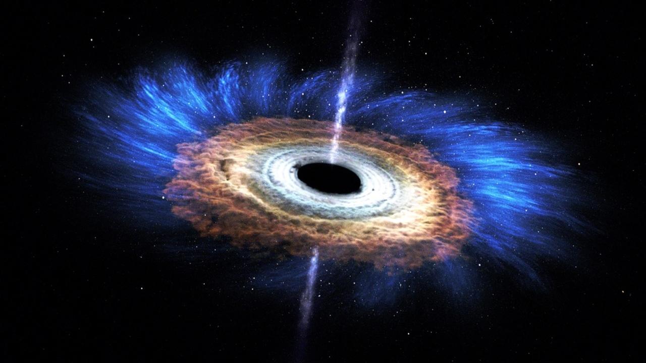 Предложен проект космического телескопа для получения новых изображений чёрных дыр