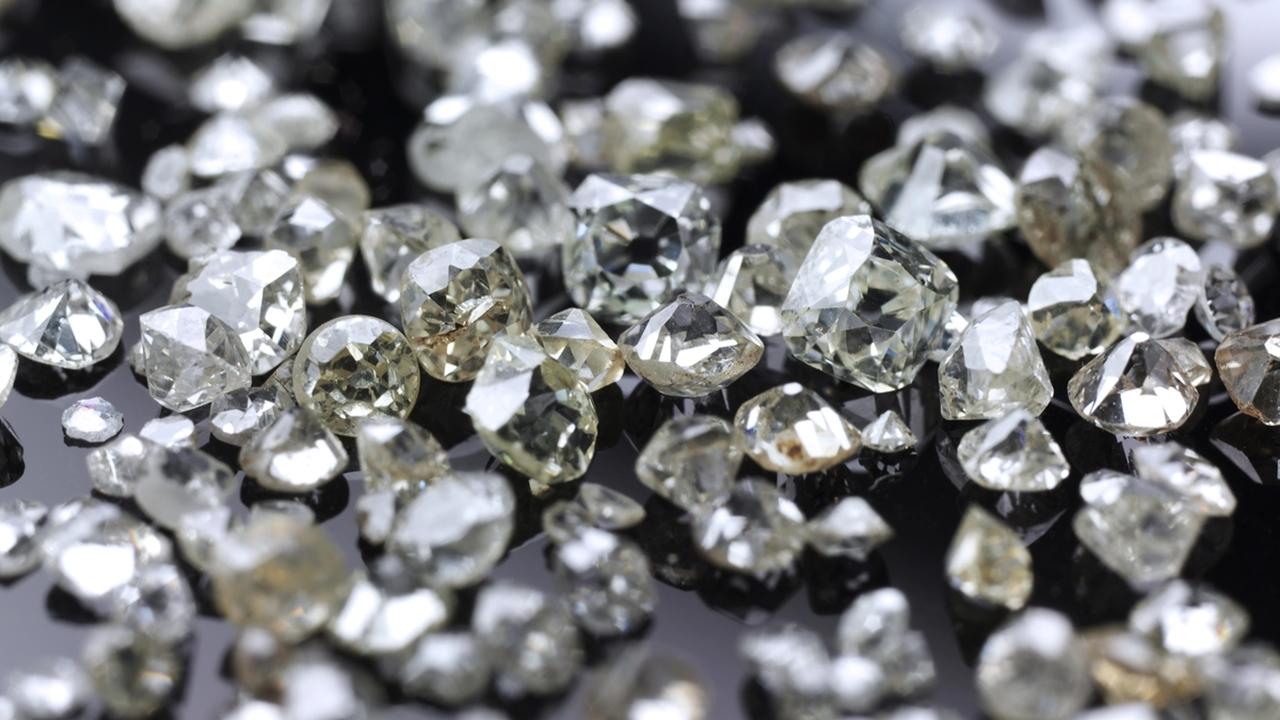 """Земля переваривает дно океанов в """"солёные"""" алмазы"""