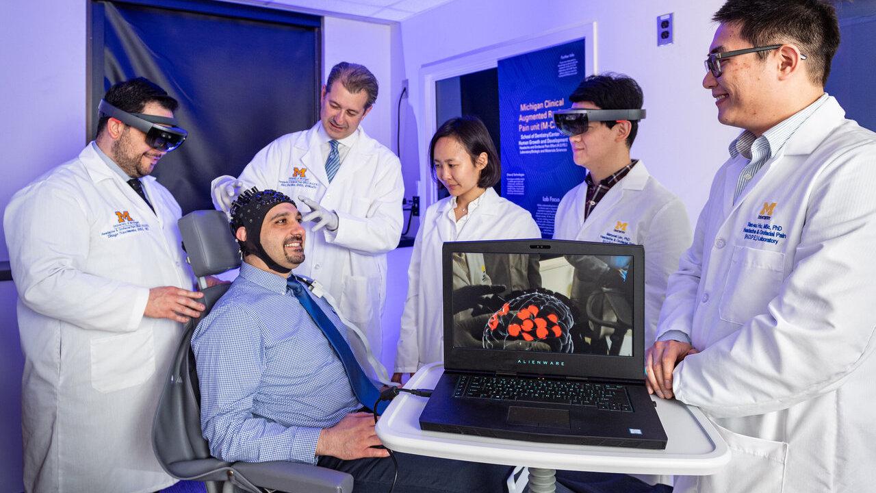 Искусственный интеллект позволяет увидеть боль пациента прямо в его мозге
