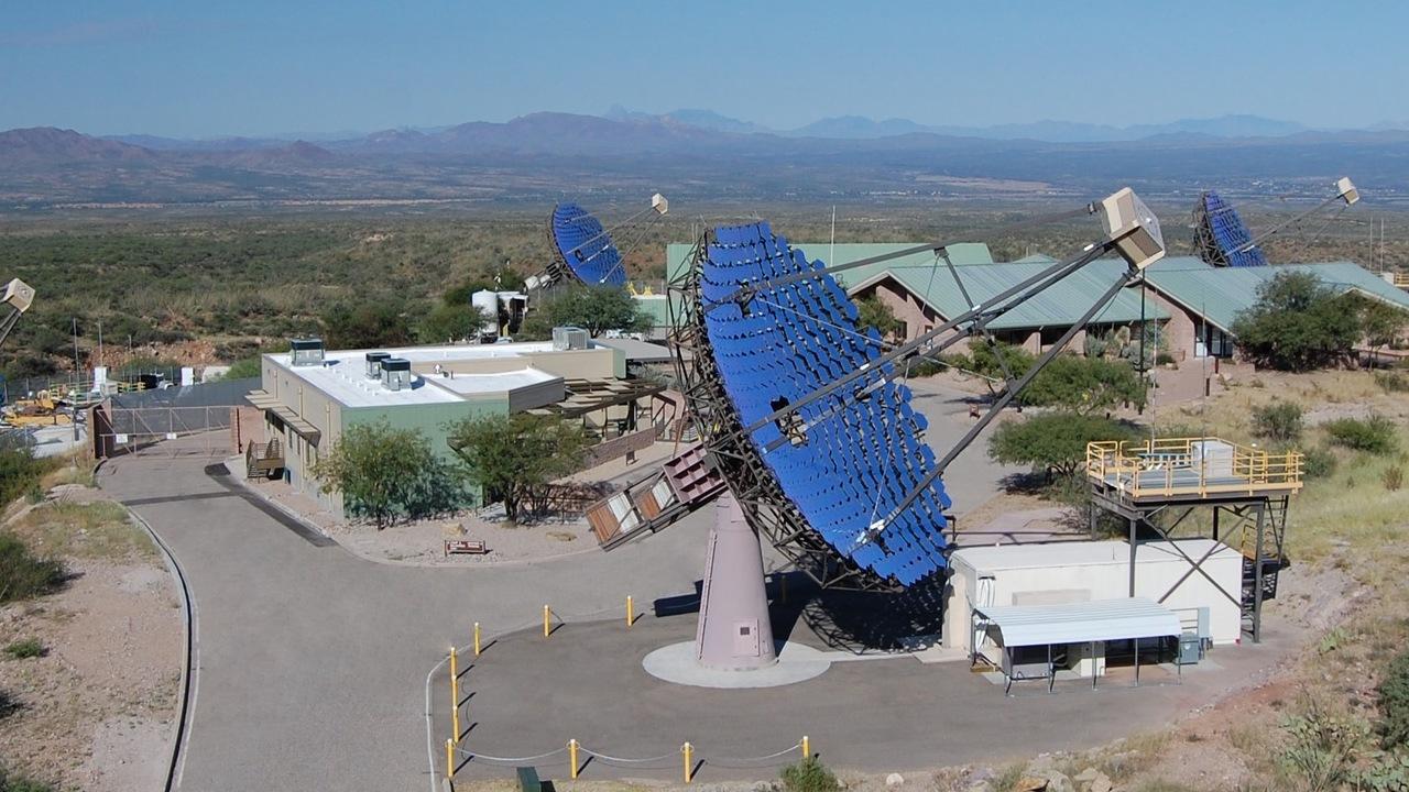 Лазерные сигналы инопланетян будет искать мощная система телескопов