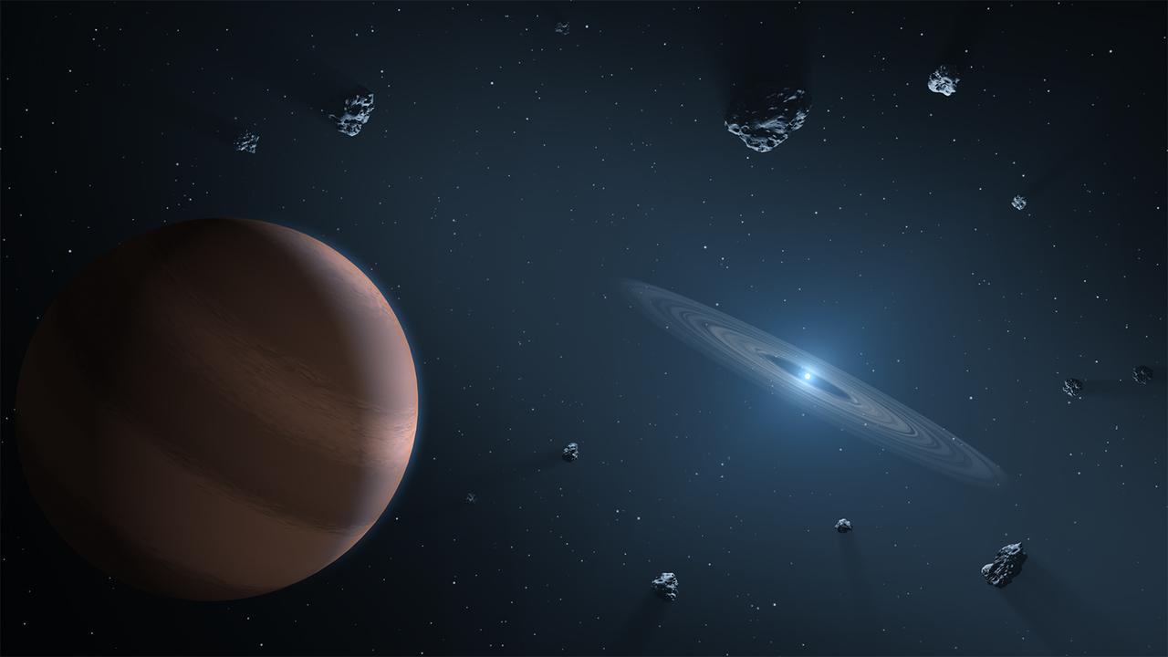 У остывающих звёзд будут искать планеты-радиопередатчики