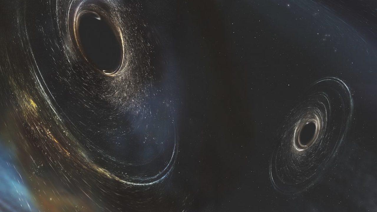Впервые обнаружены гравитационные волны от столкновения чёрной дыры с нейтронной звездой