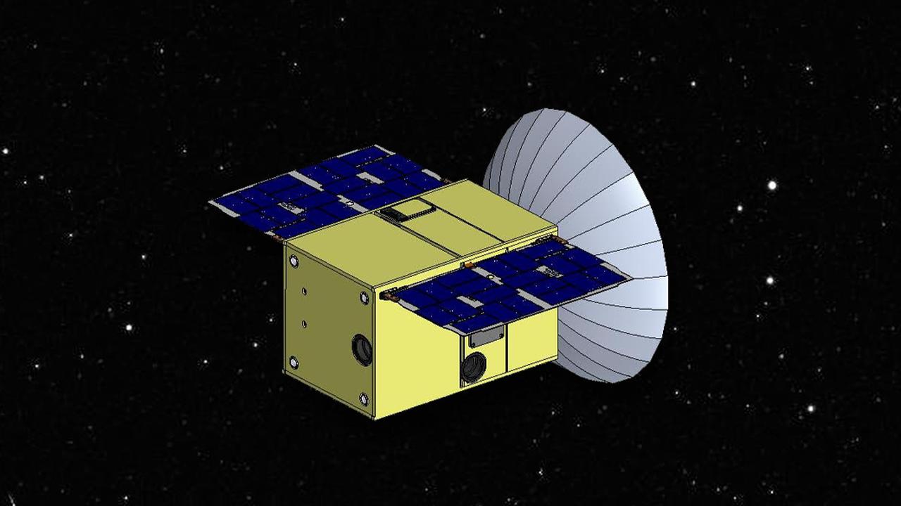 Через год НАСА отправит к Луне кубсат