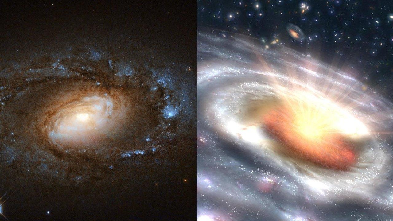 Необъяснимо: новые квазары вспыхнули на глазах у астрономов