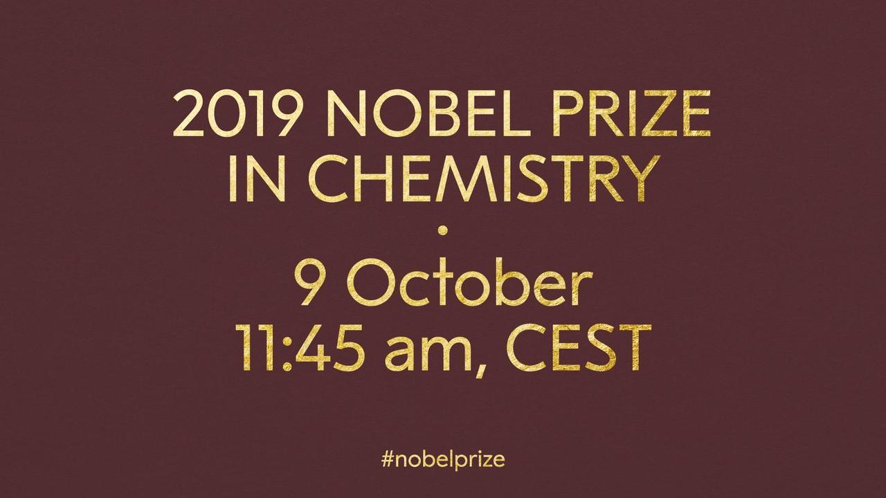 Нобелевская премия по химии: прямая трансляция на русском языке