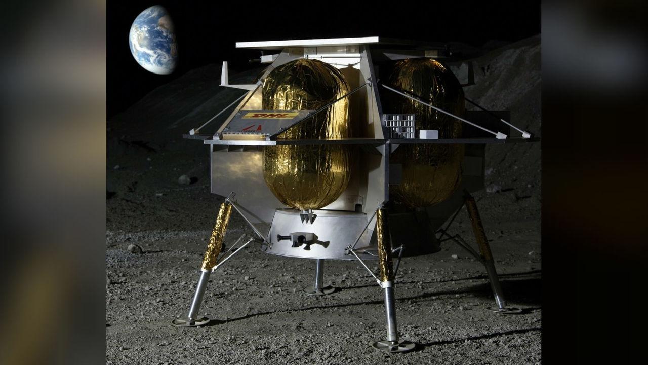 Британский стартап через два года запустит шагающий луноход