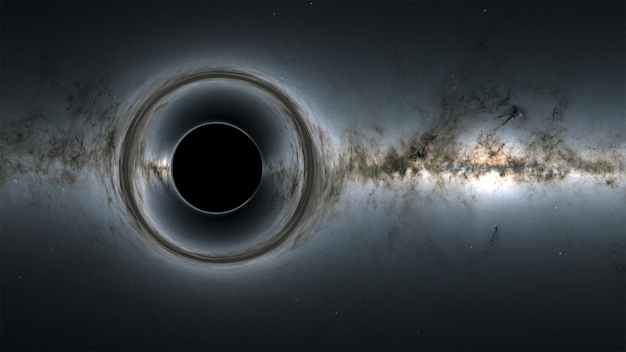 Новый метод позволил обнаружить рекордно маленькую чёрную дыру