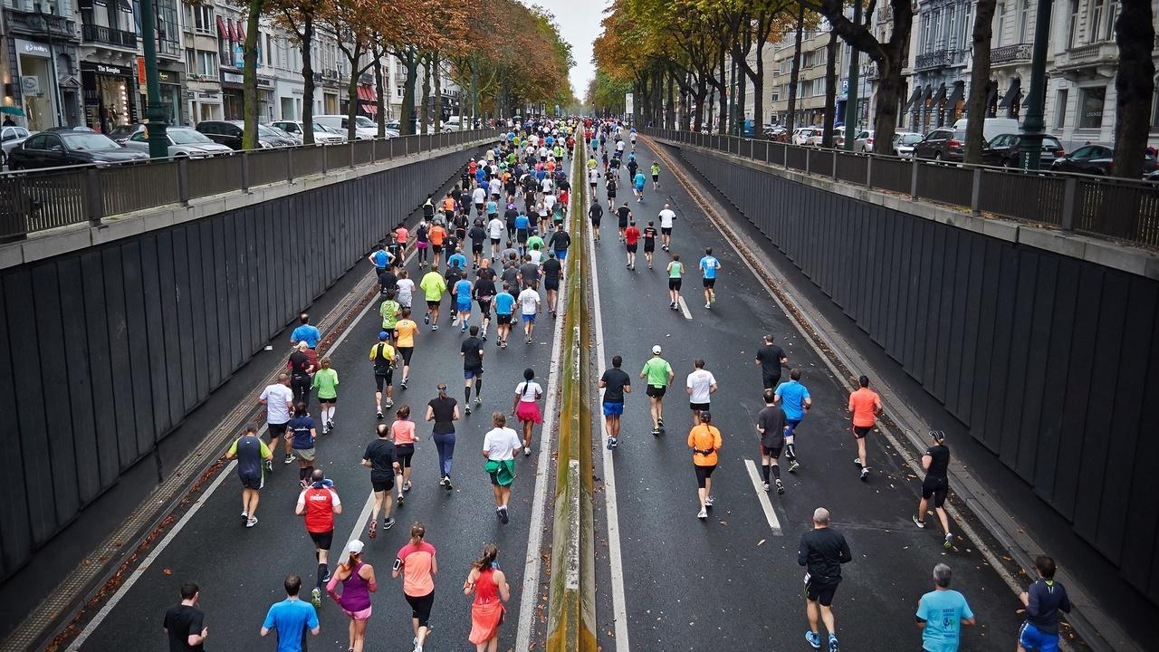 Сколько нужно бегать, чтобы убежать от рака и болезней сердца