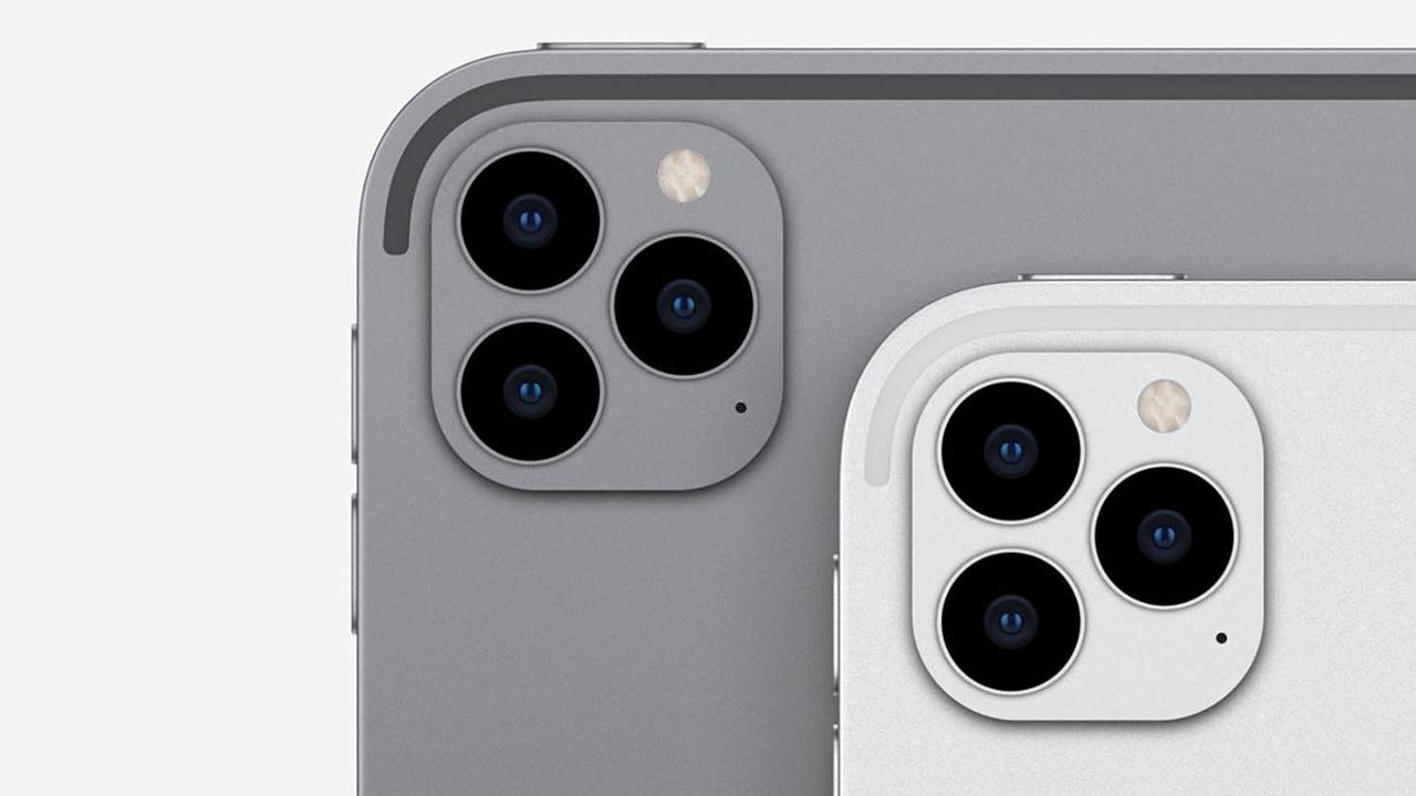 Bloomberg: Apple обновит iPad Pro 3D-сенсором в начале 2020-го