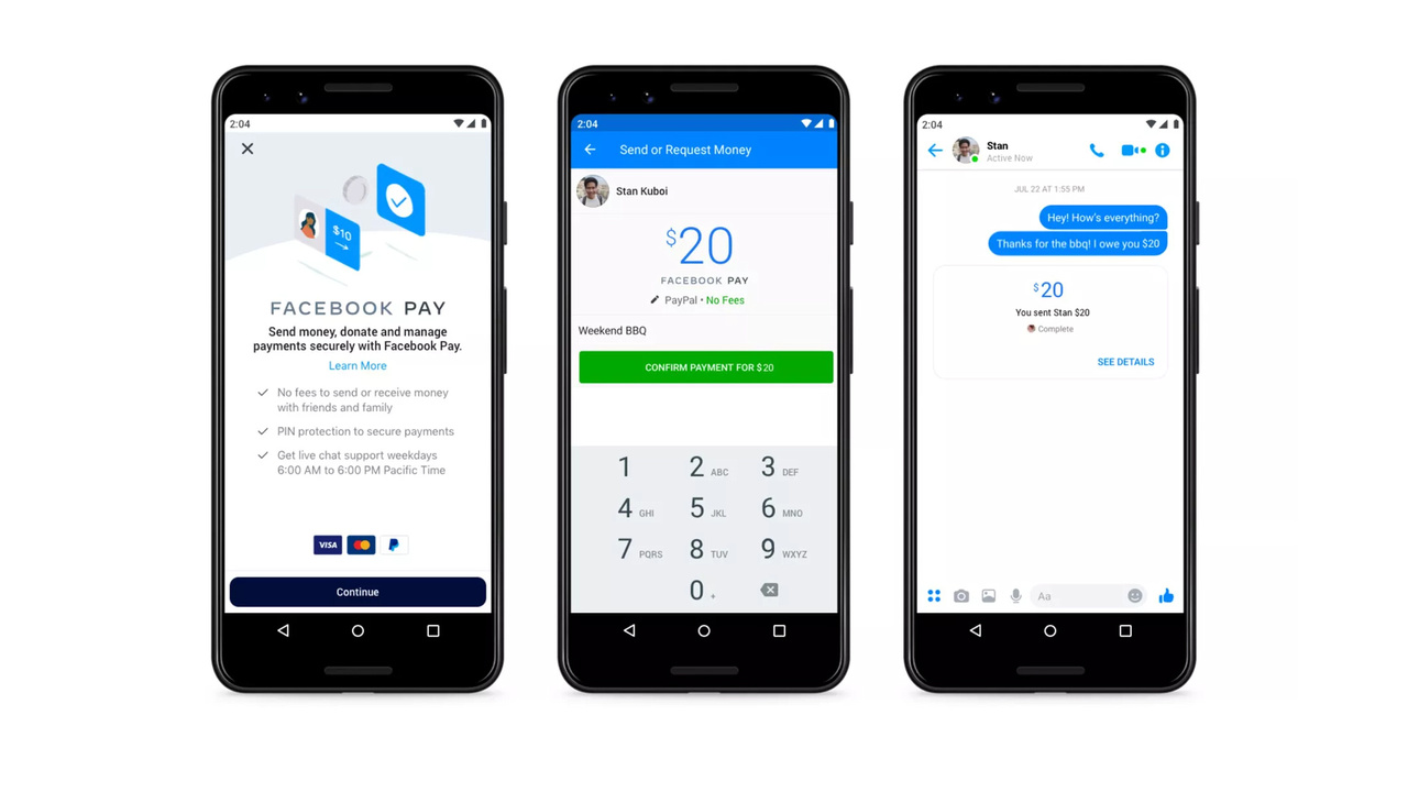 В WhatsApp, Instagram и Facebook появится общая валюта