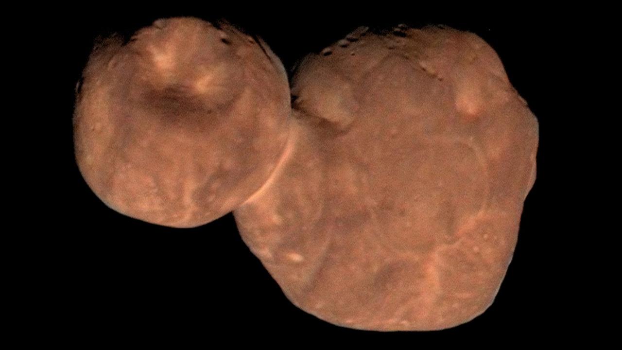 Астероид сменил название из-за отсылок к нацистам