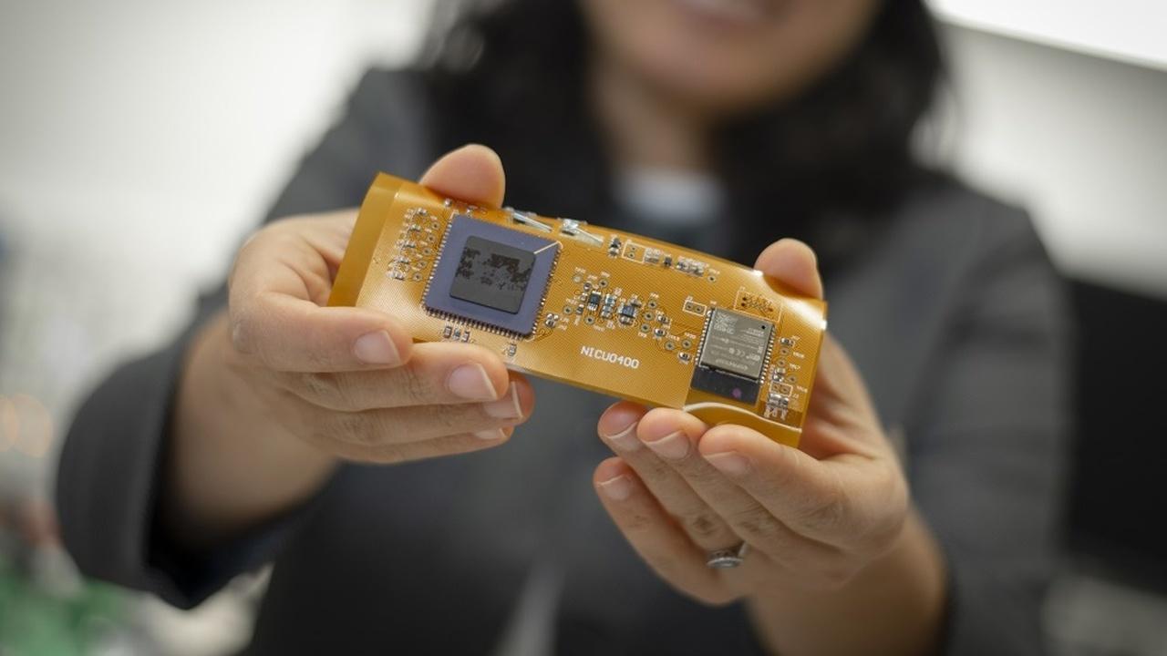 Созданы мобильные кислородные датчики для детей