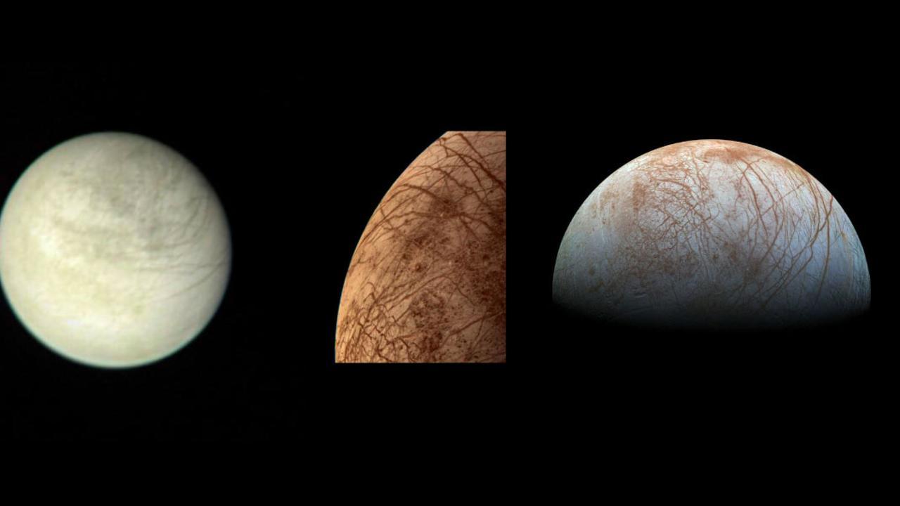 Две тонны в секунду: на луне Юпитера Европе засекли колоссальный выброс воды