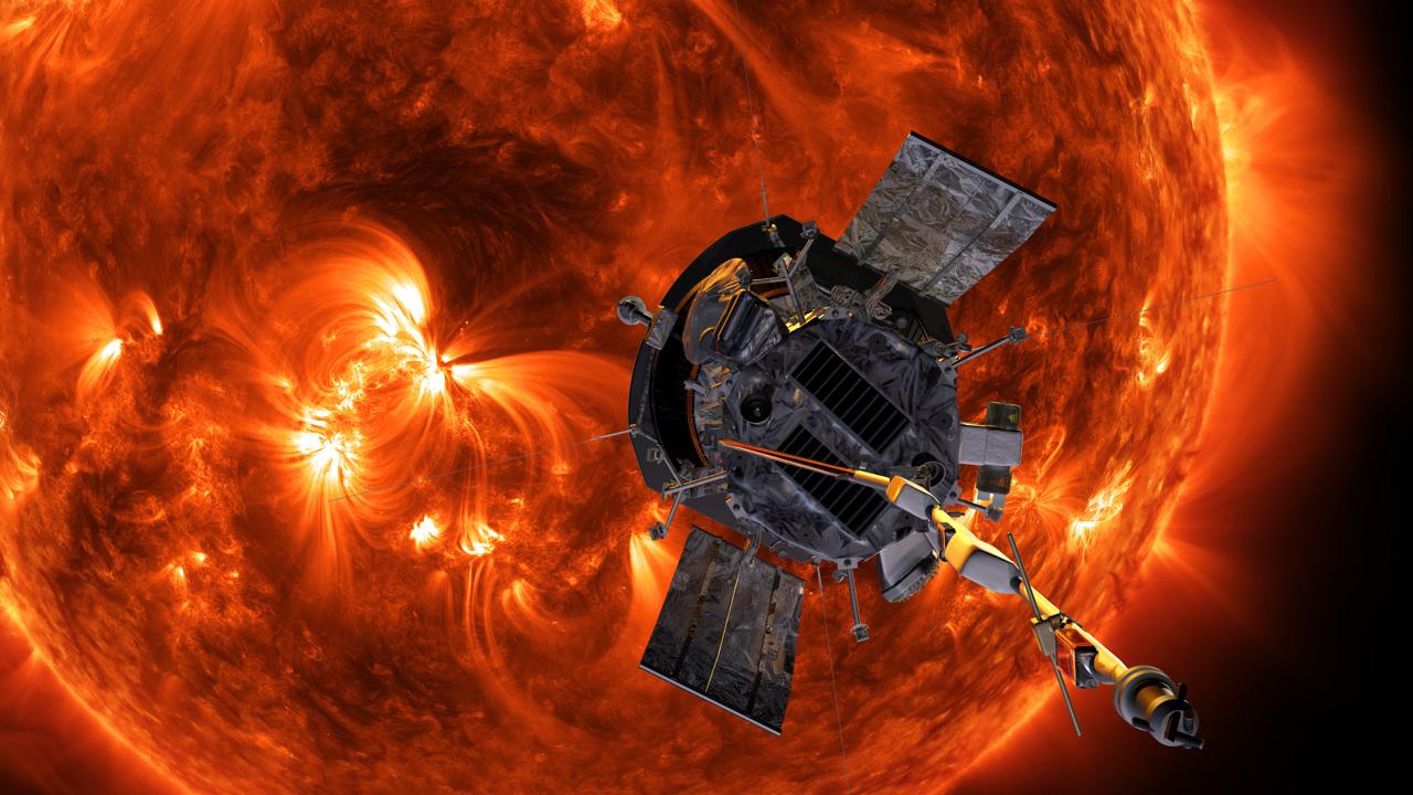 """Зонд """"Паркер"""": погружения в атмосферу Солнца принесли удивительные открытия"""