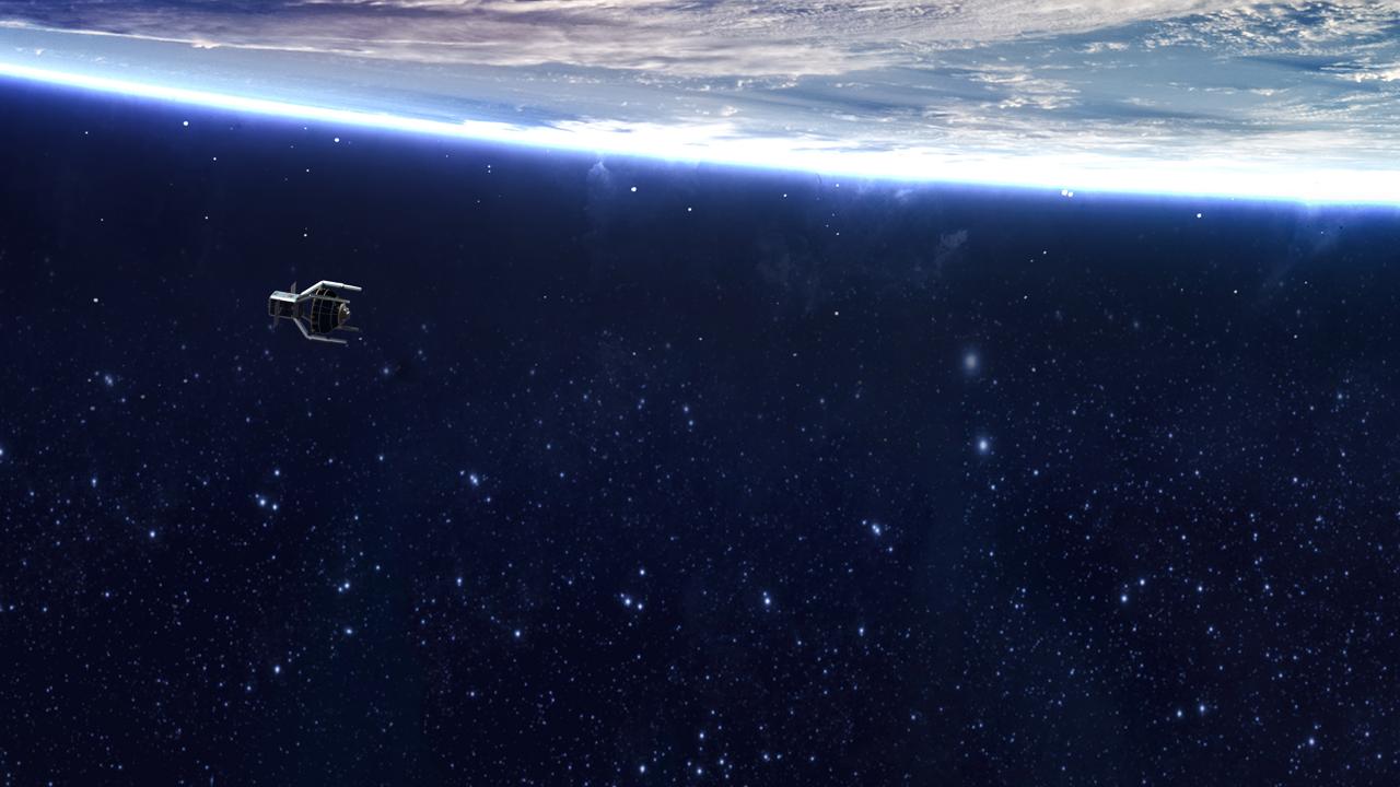 ЕКА запустит робота-камикадзе для уборки космического мусора