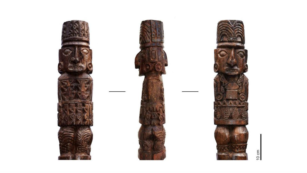 """Исследователи раскрыли """"кровавую"""" тайну идола Пачакамака"""