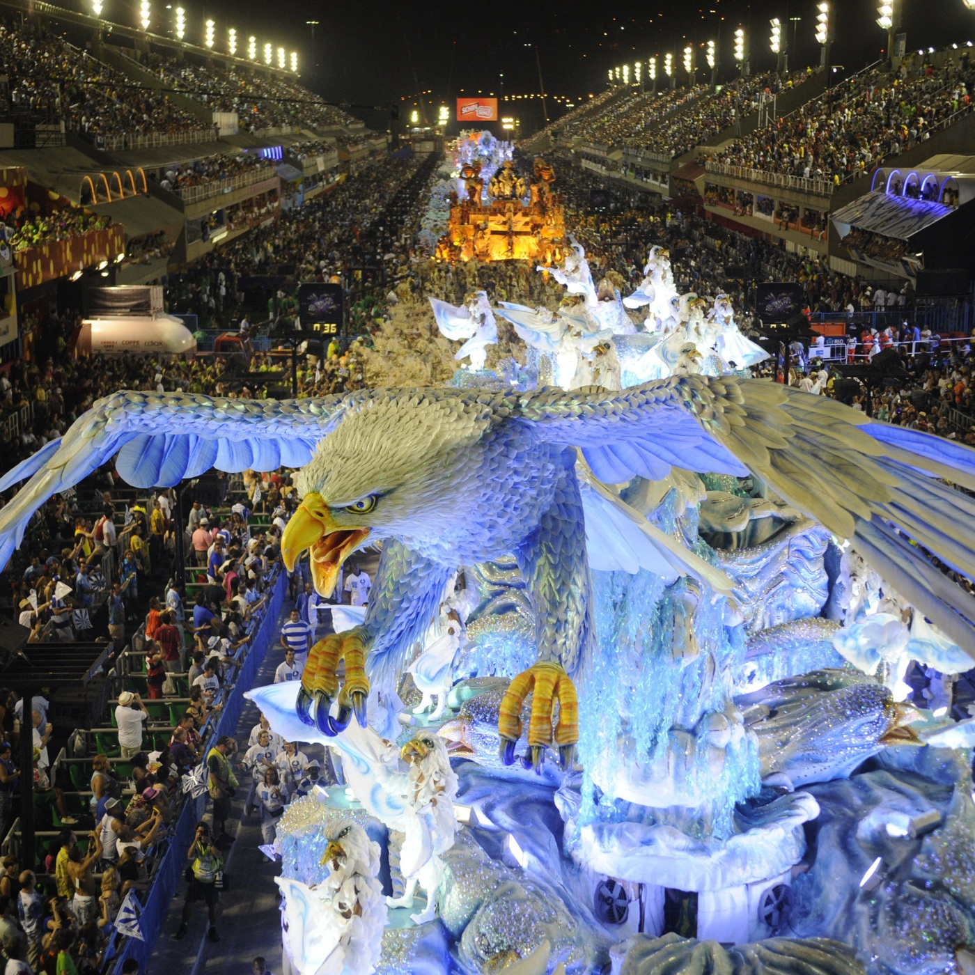 О карнавалах. Бразильский карнавал – праздник жизни