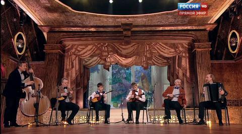 Синяя Птица. Сезон 2015. Максим и Артем Лазаревы и Терем-квартет