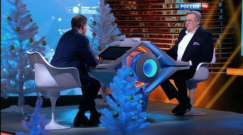 Юрию Стоянову - 60! Знание - сила. Эфир от 26.12.2015