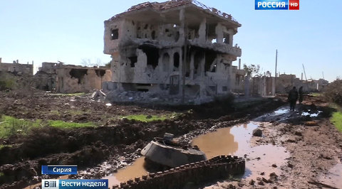 Теракт в Дамаске: ИГ мстит за наступление правительственных войск