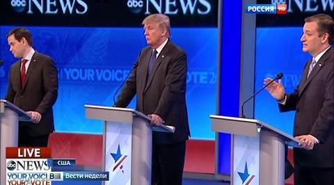 Кандидат в президенты США пообещал объединить Pink Floyd в обмен на голоса