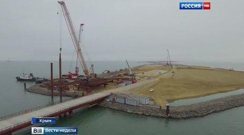 Крымский мост выдержит восьмибалльное землетрясение