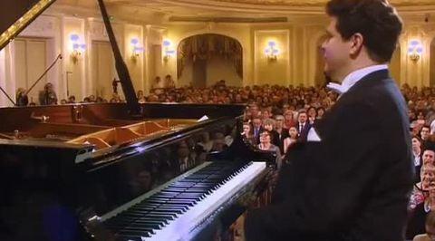 I Международный конкурс молодых пианистов Grand Piano Competition. Закрытие. Прямая трансляция из БЗК